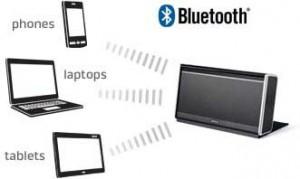 un réseau Bluetooth