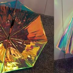 Oombrella : bientôt un parapluie connecté ?