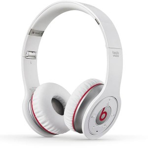 Beats By Dre Wireless en blanc