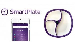 Smartplate, l'assiette connectée